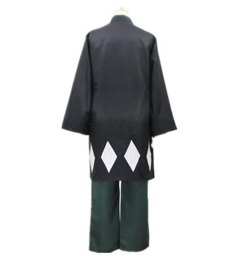 Anime Bleach Kisuke Urahara Costume Unisex Halloween Cosplay Costume Top Pants Cloak