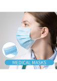 weareneeds Disposable Masks (Blue 50pcs)