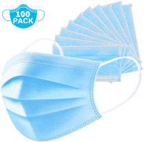 weareneeds Disposable Masks (Blue 100pcs)