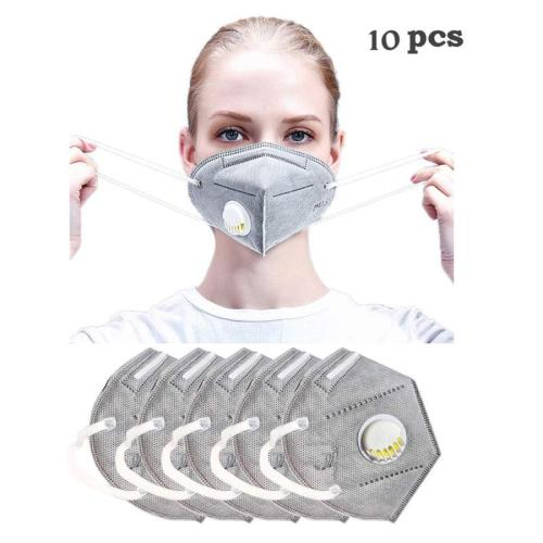weareneeds Disposable Anti Dust Mouth Cover,Protect Yourself from Germs and Pollutants Breathable 10PCS