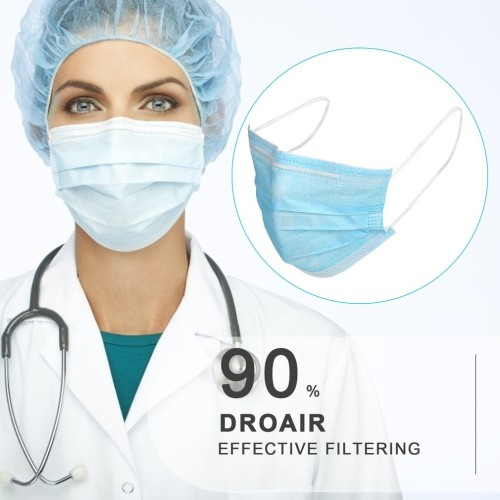 100 disposable masks and 50KN95 masks, anti-dust,anti-virus and anti-smog