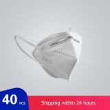40 KN95 masks