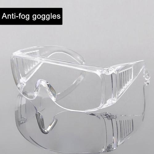 100 disposable masks and Safety Glasses Goggles