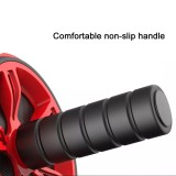Ab Roller for Abs Workout, Ab Roller Wheel Exercise Equipment for Core Workout, Ab Wheel Roller for Home Gym, Ab Workout Equipment for Abdominal Exercise