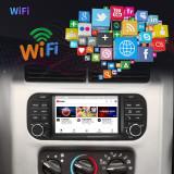 AWESAFE Car Radio Stereo Andriod 10 for Jeep Grand Cherokee Wrangler Liberty Dodge RAM Caravan Chrysler Sebring with Bluetooth Support Apple Carply Andriod Auto