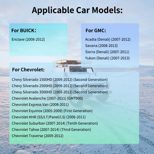 AWESAFE Car Radio Stereo Andriod 10.0 for GMC Sierra Yukon Chevrolet Buick Chevy Silverado Head Unit with WiFi Bluetooth Support Apple Carplay Andriod Auto