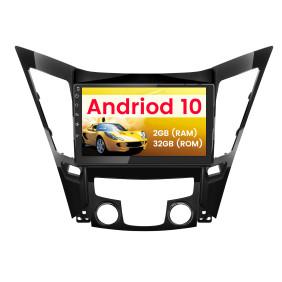 AWESAFE Andriod 10.0 Car Radio Stereo for Hyundai Sonata 2011-2015 Support Carplay Andriod Auto