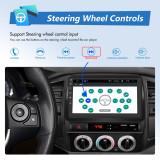 AWESAFE Car Radio Stereo for Toyota Tacoma 2005-2015 Android 10 Support Carplay
