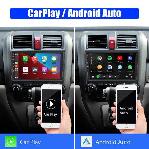 Wireless CarPlay Dongle for Car Radio with Android System Support Android Auto