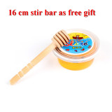 60MLHoney Clear Slime Fluffy Plasticine Supplies DIY Toys Light Soft Polymer Clay  Modeling Mud Handgum Putty Antistress