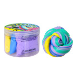 Slime Clay Puff Soft Education Craft Toy Anti stress Kids Toys Four Mixed Colors  Plasticine Environmental Protection Toys