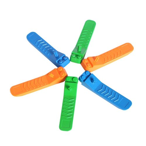 1Pcs Demolition Tools Model Building Blocks Accessories Toys Installation Demolition Tools Children Building Blocks