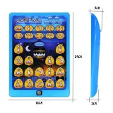 ipad Arabic Design Kid  Learning Machines Quran arabic reading toys Muslim kids toys Educational toys tablet