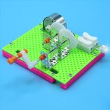 Hand generator model Building Kits  Education  Model Toy Gift For Kids DIY  physics  Robot experiment  toys