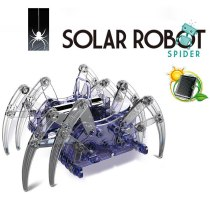 solar energy spider Building Kits  Education  Model Toy Gift For Kids DIY  physics  Robot experiment