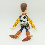 43 cm Disney Toy Story 3 Talking Woody Action Toy Figures Dolls speak English Fun Pull doll kids Christmas Gift