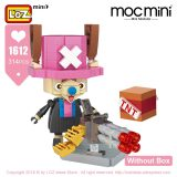 LOZ Mini Blocks Cartoon Deer Plastic Building Blocks Assembly Action Figures Educational Toys for Children Japan Anime Animals