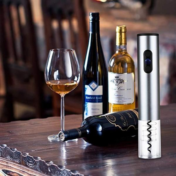 Electric Wine Bottle Opener - Open The Wine in 6 - 8 Seconds