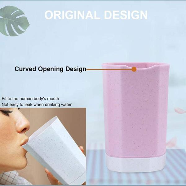 PURETTA Toothbrush Holder Cup