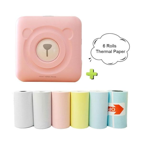 (50% off today)Portable Photo Printer