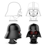 DARTH VADER & Stormtrooper Helmet 1:1 Bluetooth Speaker