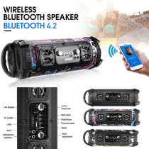 (50% OFF TODAY)Portable High-Power Bluetooth Speaker