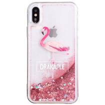 Flamingo Quicksand Phone Case