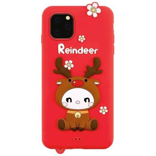 Christmas Elk Phone Case