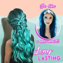 (50% Off Today)Mermaid Hair Coloring Shampoo