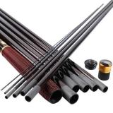 Ultra-light Solid Carbon Fiber Telescopic Fishing Rod
