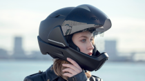 2020 NEW SMART MOTORCYCLE HELMET