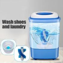 2020-One machine for washing and washing shoes