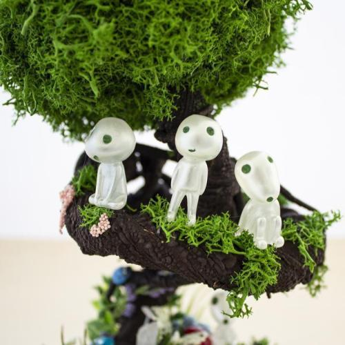 Forest Spirit - Kodama Gardening Ornaments