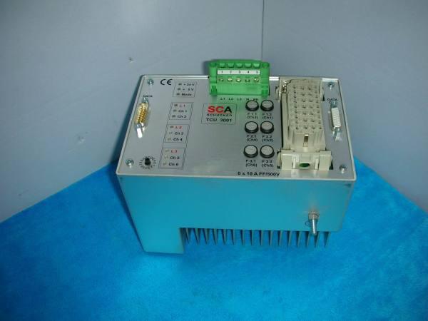 SCA TCU3001/8900.0002