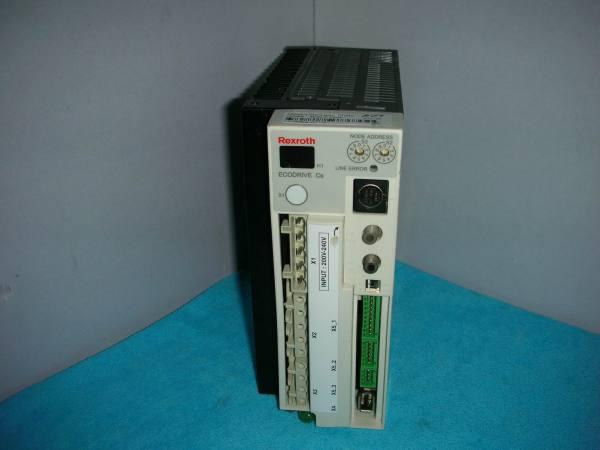 REXROTH DKC02.3-018-3-MGP-01VRS