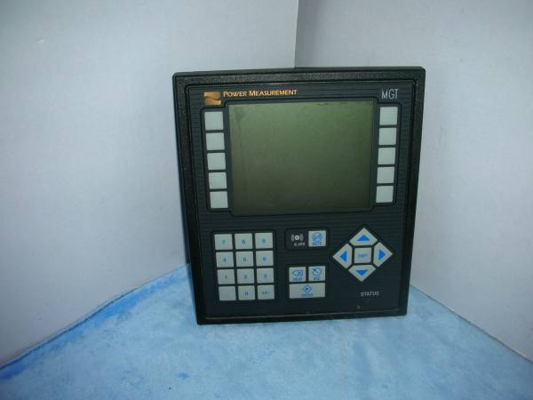POWER MEASUREMENT MGT 7700 ION