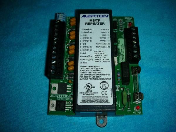 ALERTON MS/TP REPEATER/MSTP-REP-K