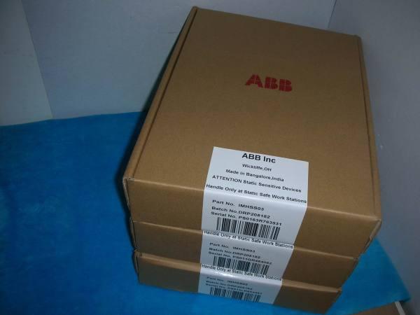ABB IMHSS03