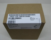 Siemens SM326,6ES7 326-1BK00-0AB0,6ES7326-1BK00-0AB0