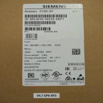 Siemens G 120C DP,6SL3210-1KE23-2AP1