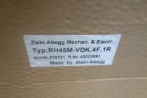 ABB Frequency converter fan RH45M-VDK.4F.1R