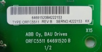 ABB Frequency converter Circuit board ORFC5511