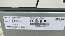 ABB Frequency converter ACS800-01-0070-3+P901 75KW 380V