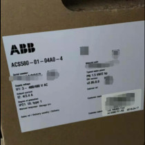 ABB Frequency converter ACS580-01-04A0-4+B056/1.5KW