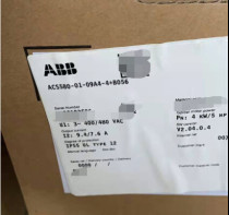 ABB Frequency converter ACS580-01-09A4-4/4KW