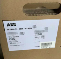 ABB Frequency converter ACS580-01-05A6-4+B056/2.2KW