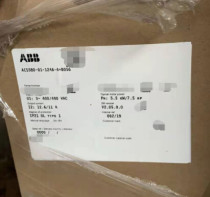 ABB Frequency converter ACS580-01-12A6-4+B056/5.5KW