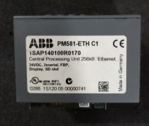 ABB Power module PLC PM581-ETH C1