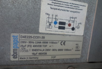 ABB Frequency converter accessories D4E225-CC01-39