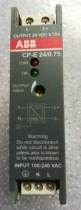 ABB Power on CP-E24/0.75